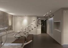 Дизайн проект квартиры 39м2 - СТК Миг Ремонт квартир в Екатеринбурге