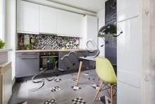 Дизайн проект квартиры 41 кв.м. - СТК Миг Ремонт квартир в Екатеринбурге