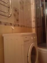 Ремонт ванной под ключ с подготовкой  - СТК Миг Ремонт квартир в Екатеринбурге