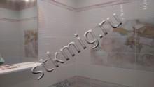 Недорогой ремонт в ванной и туалете раздельные - СТК Миг Ремонт квартир в Екатеринбурге