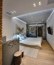 Дизайн квартиры в стиле лофт - СТК Миг Ремонт квартир в Екатеринбурге