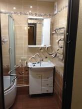 Отделка ванной комнаты туалета  - СТК Миг Ремонт квартир в Екатеринбурге