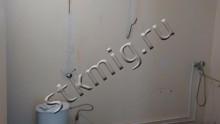 Ремонт ванной, туалета и кладовой комнаты - СТК Миг Ремонт квартир в Екатеринбурге