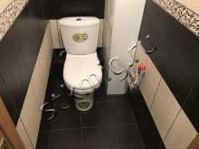 Ремонт туалета 1,3 кв.м. - СТК Миг Ремонт квартир в Екатеринбурге
