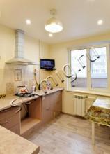 Ремонт кухни 7 кв.м. - СТК Миг Ремонт квартир в Екатеринбурге