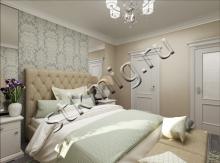 Дизайн интерьера квартиры  - СТК Миг Ремонт квартир в Екатеринбурге