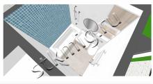 Дизайн проект квартиры 60 кв.м. - СТК Миг Ремонт квартир в Екатеринбурге