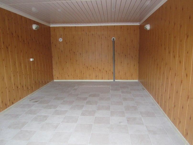 Ремонт гаража фото