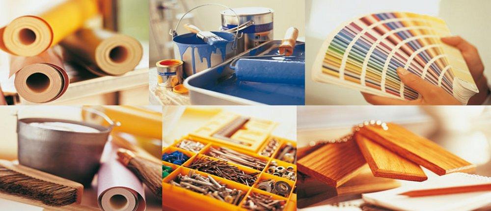 Разнообразие отделочных материалов для ремонта квартир